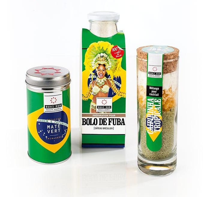 La collection Brésil chez Quai Sud