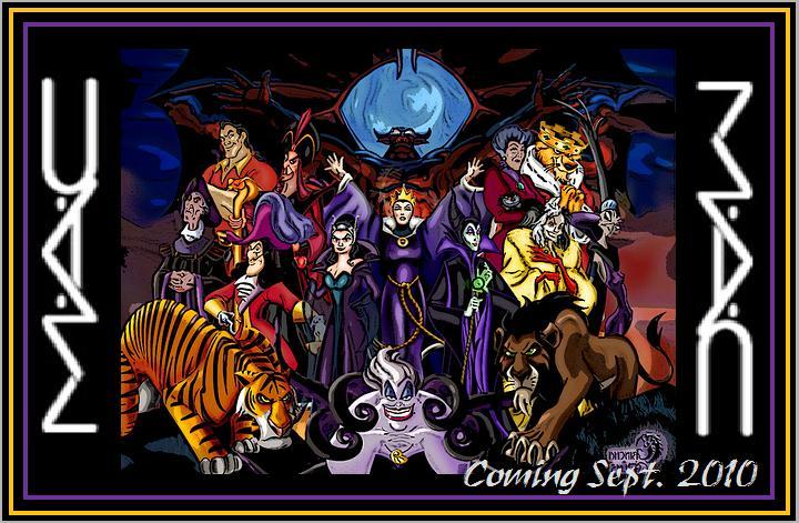 Venoumous Villains imaginé par M.A.C.