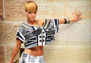 Rihanna l'ethno girl