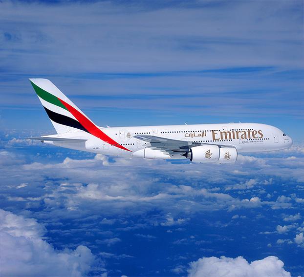 emirates avion