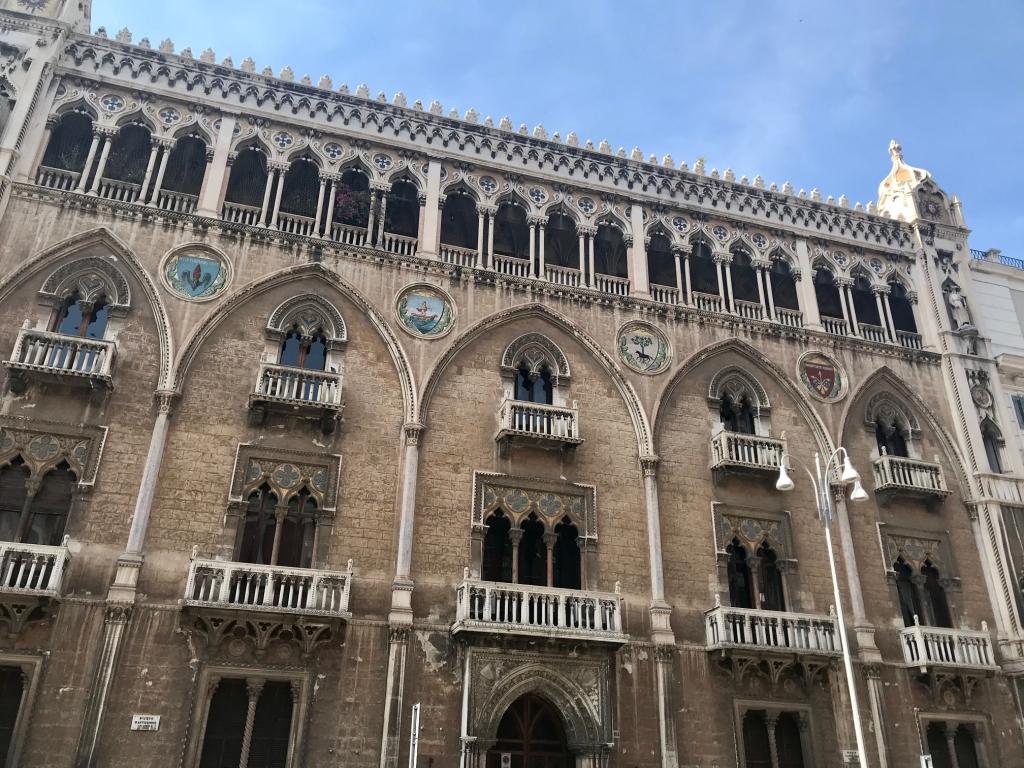 Il Palazzo Fizzarotti