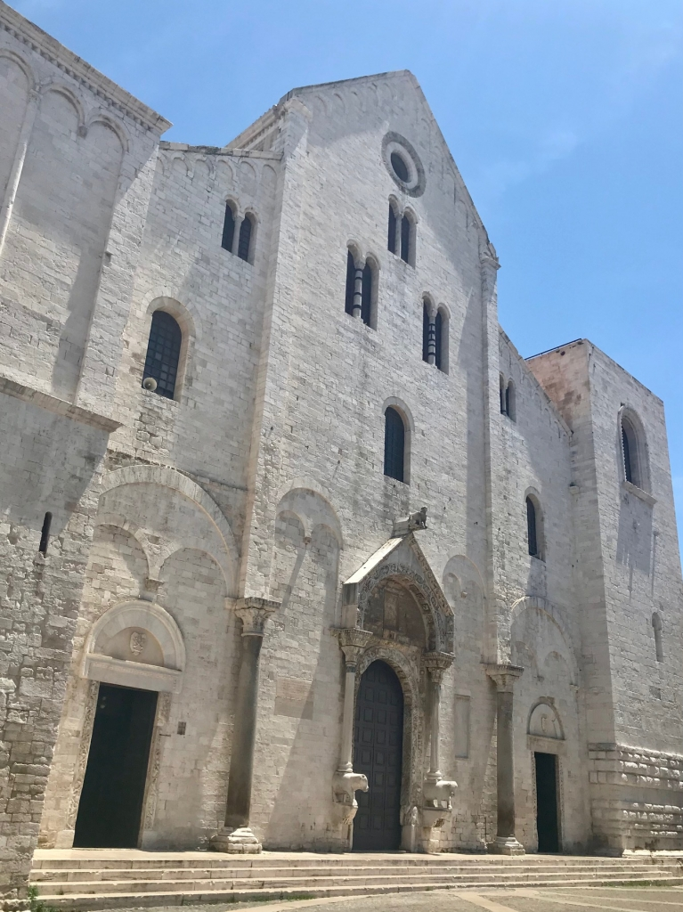 La Basilique de San Nicolas