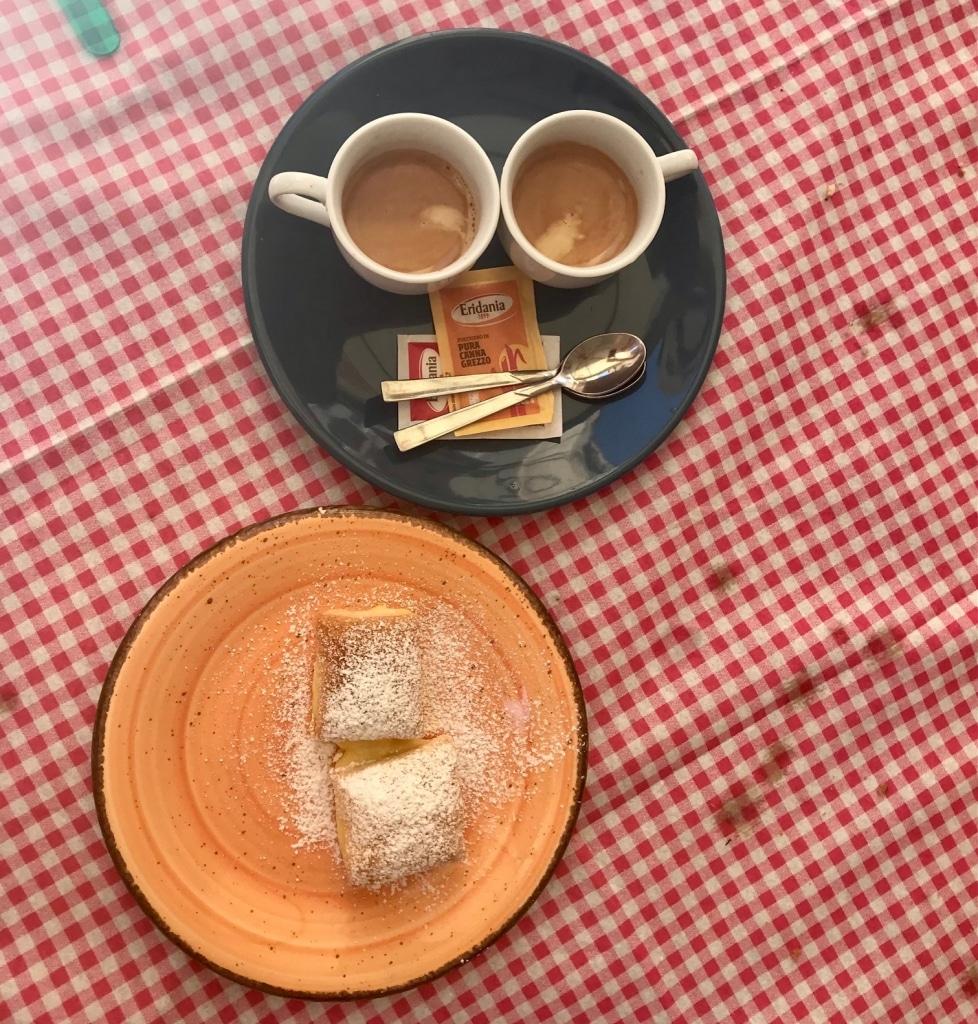 Oateria Paglionico dessert